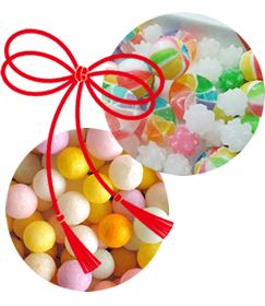 岡山の嫁入り菓子