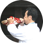 八尾羅宮月次祭の様子