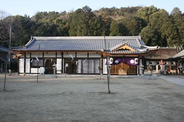 バリアフリー 拝殿