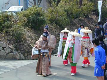 熊野神社 到着