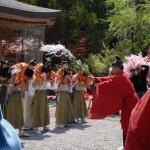 熊野本宮大社 例大祭に参加 06