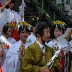 熊野本宮大社 例大祭に参加 07