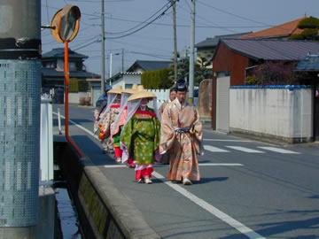 第21回 瀬戸内倉敷ツーデーマーチ 物詣姿で参加。 | 日本第一熊野神社