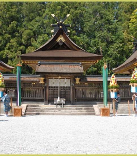 熊野三山参拝記
