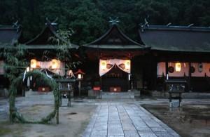 平成19年 夏祭り「熊野神社夏越の大祓」
