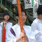 熊野本宮大社 例大祭に参加 08