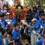 熊野本宮大社 例大祭に参加 09