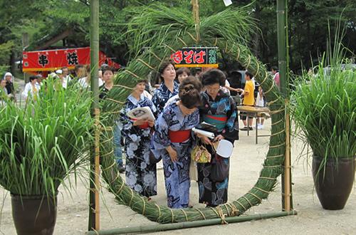 日本第一熊野神社夏祭り