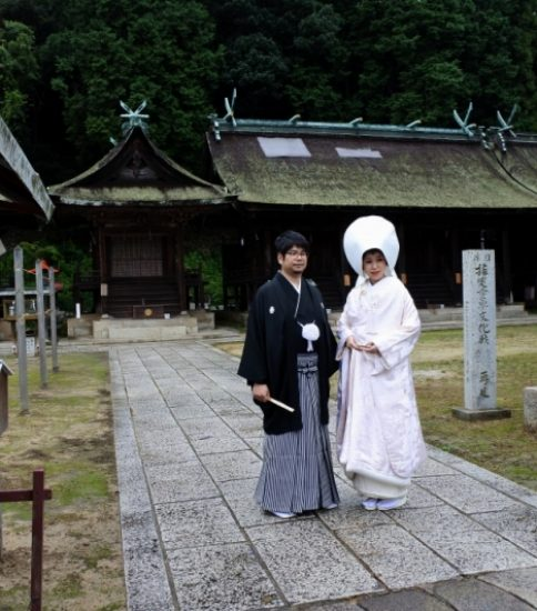 平成28年10月30日 白神様挙式