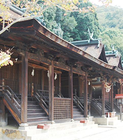 日本第一熊野神社(熊野十二社権現)を知ろう!